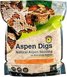 Galapagos Aspen Digs Natural Aspen Bedding
