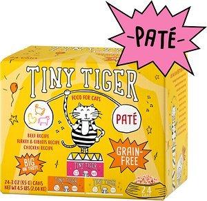 Tiny Tiger wet cat food