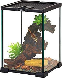 Repti Zoo Mini Reptile Glass Terrarium