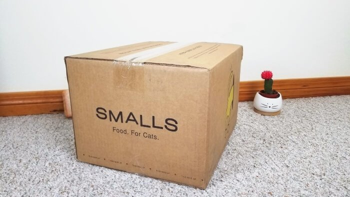 Smalls-Cat-Food-Review-Box