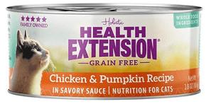 Health Extension Chicken & Pumpkin Recipe