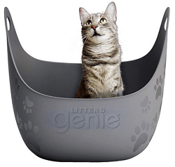 Litter Genie Cat Litter Box