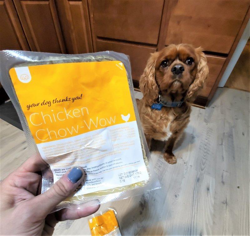 NNN dog food review