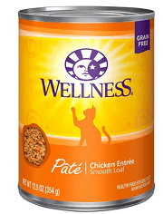Wellness Complete Health Pate Chicken Entree