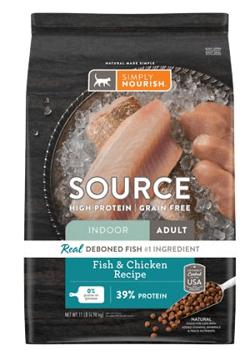 Simply Nourish Source Fish & Chicken Recipe