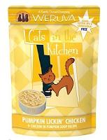 Weruva Pumpkin Lickin' Chicken