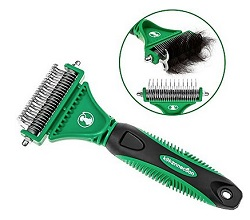 K9konnection Double Sided Dematting Dog & Cat Comb