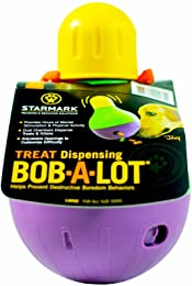 Bob-A-Lot Interactive Treat Dispenser