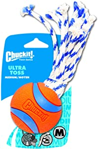 ChuckIt! Ultra Toss Ball with Rope