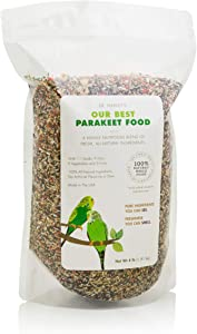 Harvey's Our Best Parakeet Food