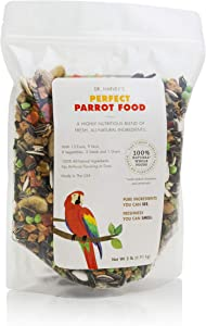 Harvey's Perfect Blend Natural Food for Large Parrots