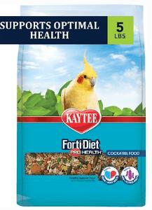 Kaytee FortiDiet Pro Health Bird Food
