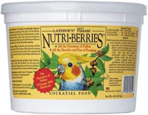 Lafeber's Cockatiel Nutri-Berries