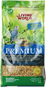 Living World Premium Parakeet/Budgie Mix