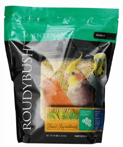 RoudyBush Daily Maintenance Bird Food Crumble