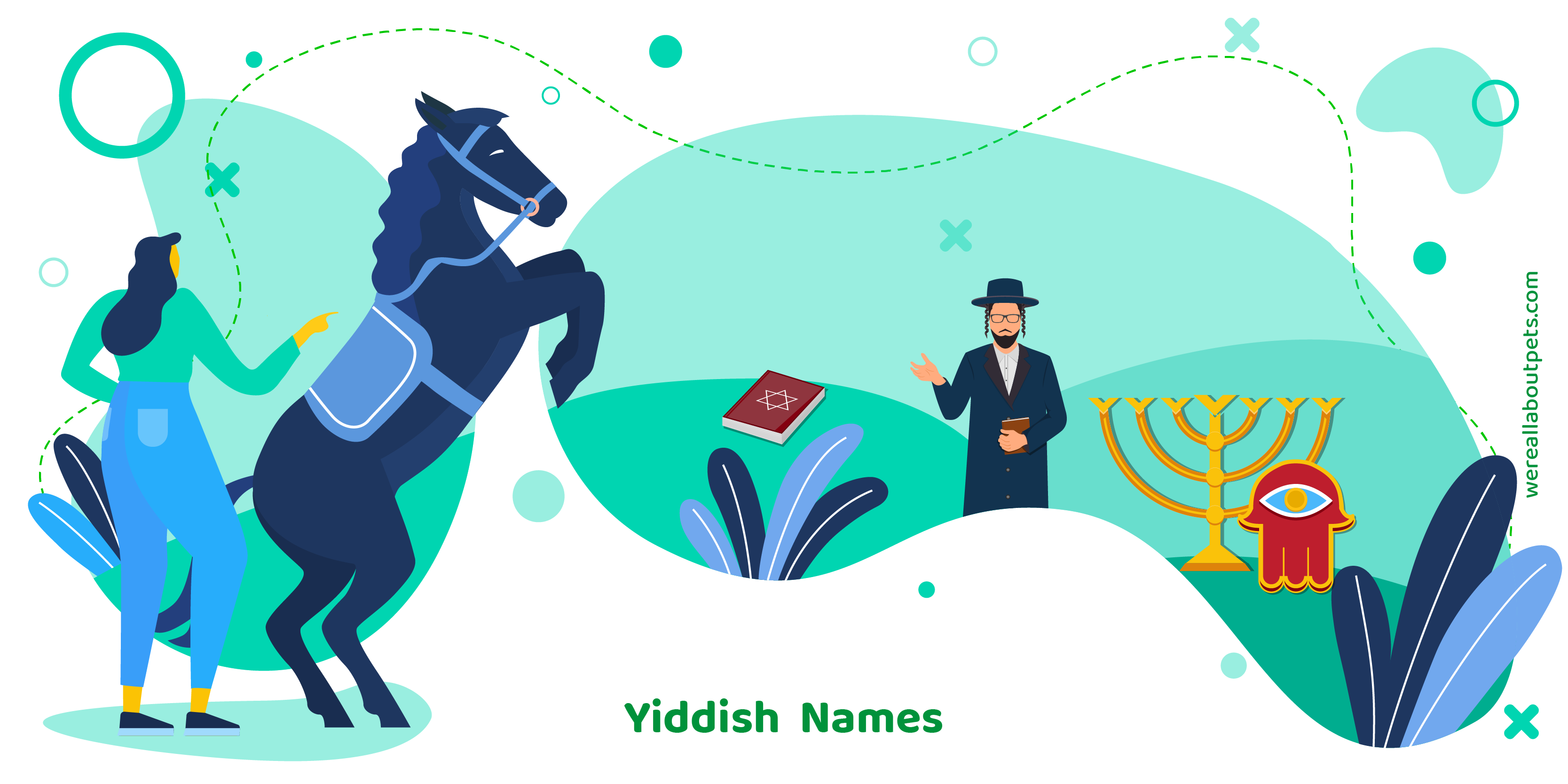 100 Yiddish Horse Names We Re All About Pets
