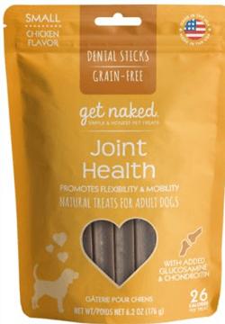 Get Naked Dental Chew Sticks