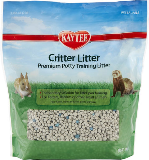 Kaytee Critter Litter Premium Potty Training Litter
