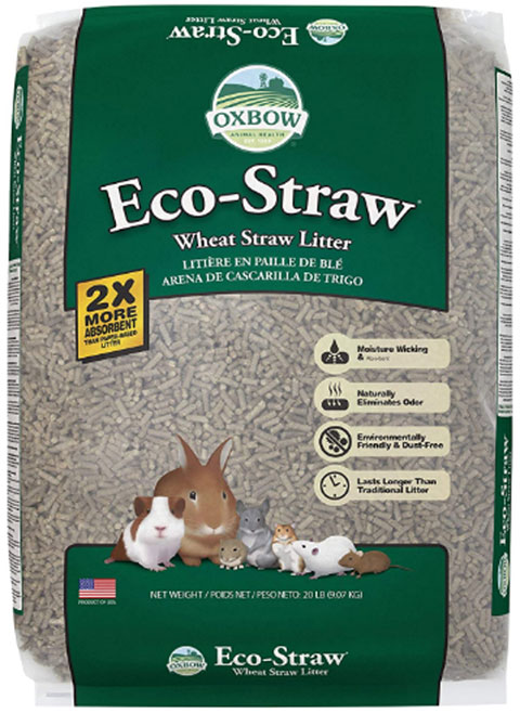 Oxbow Eco-Straw Litter