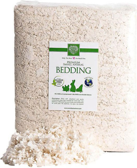 Small Pet Select Premium White Bedding