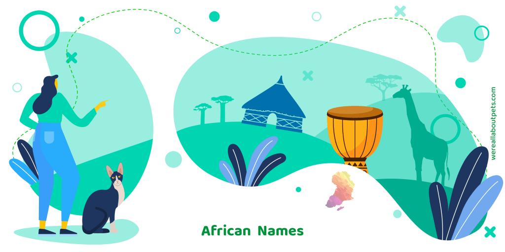 African Cat Names