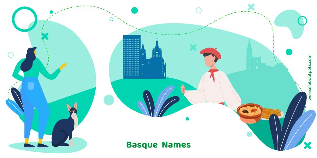 Basque Cat Names
