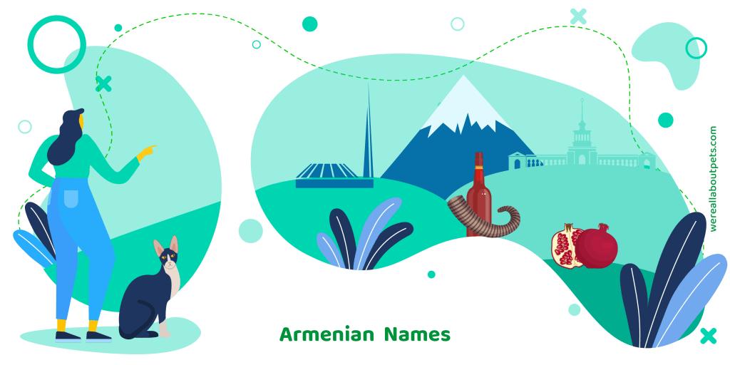 Armenian Cat Names