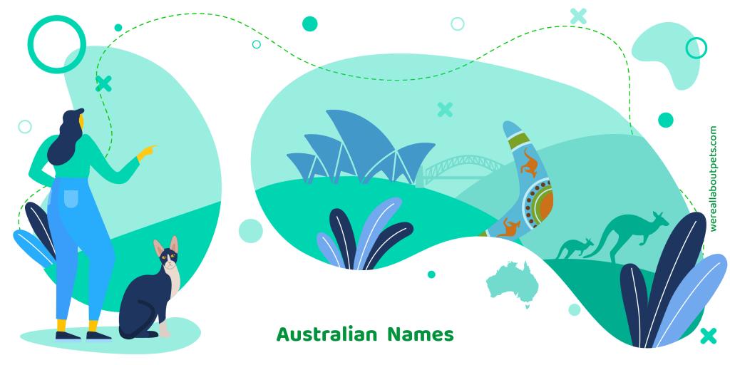 Australian Cat Names