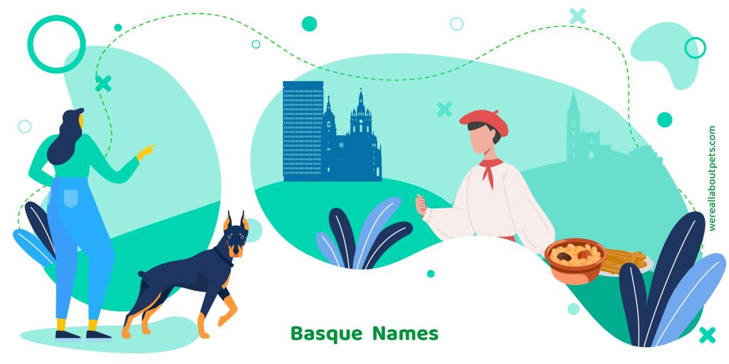 Basque Dog Names