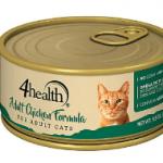 4Health Original Cat Adult Chicken Formula Wet Food
