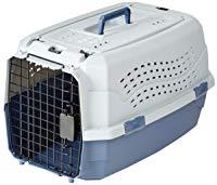 Amazon Basics Two-Door Top-Load Pet Kennel