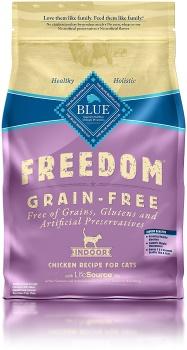 BLUE Freedom Grain Free Adult Dry Cat Food