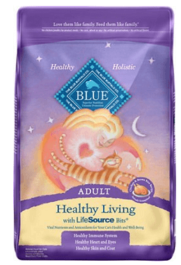 Blue Buffalo Healthy Living Chicken & Brown Rice Recipe Adult Dry Food
