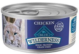 Blue Buffalo Wilderness Chicken Grain-Free Canned Food