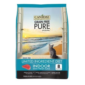 Canidae Grain-Free PURE Ocean Indoor Cat Formula
