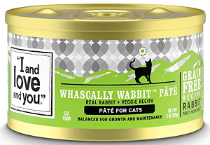 Cat Cans Whascally Wabbit Pate