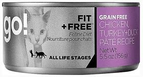 Fit + Free Grain-Free Chicken, Turkey + Duck Pate Recipe