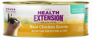 Grain-Free Real Chicken Entree Canned Food