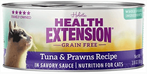 Grain-Free Tuna & Prawns Recipe Canned Food