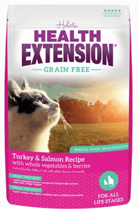 Grain-Free Turkey & Salmon Recipe