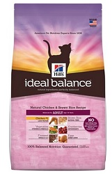 Hill's Ideal Balance Natural Chicken & Brown Rice Recipe Adult Dry Food