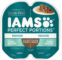 Perfect Portions Indoor Cuts in Gravy Tuna Recipe