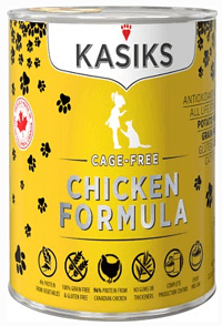 Cage-Free Chicken Formula for Cats