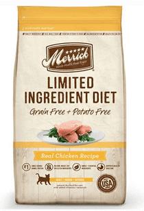 Merrick Limited Ingredient Diet Grain-Free Real Chicken Recipe
