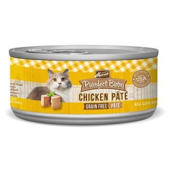 Merrick Purrfect Bistro Grain Free Chicken Pate Wet Cat Food