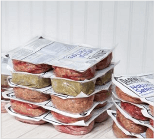 DARWIN'S Natural Selections Turkey Recipe Raw Cat Food