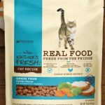 FRESHPET Nature's Fresh Grain Free Chicken Recipe for Cats Complete Meal