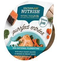 Rachael Ray Nutrish Purrfect Entrees Grain-Free Sea-Sational Florentine