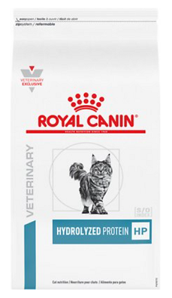 Royal Canin Veterinary Diet Hydrolyzed Protein HP Dry Cat Food