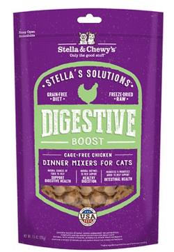 Stella's Solutions Digestive Boost Freeze-Dried Raw